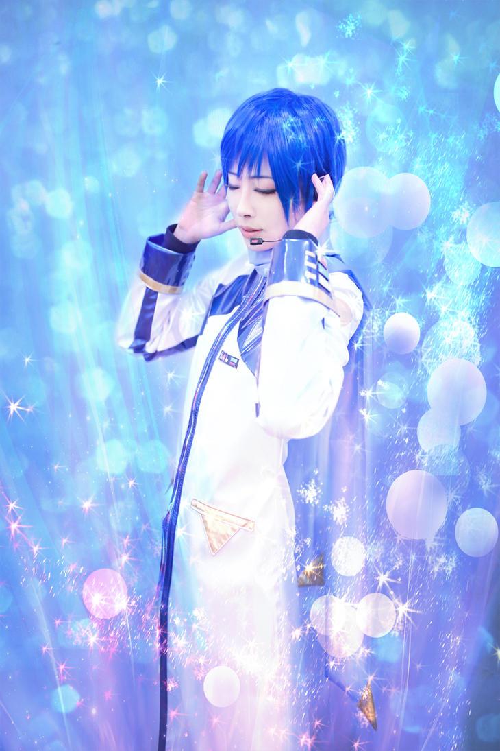 Vocaloid - Kaito V3 by miyoaldy