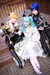 Vocaloid : Cantarella ~grace edition~ - Kaito