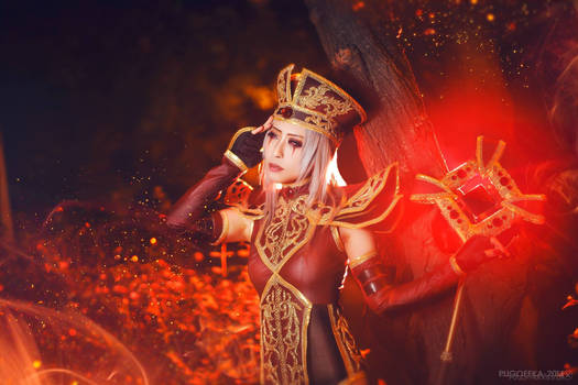 World of Warcraft - Sally Whitemane