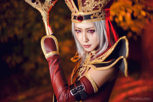 World of Warcraft - Whitemane by miyoaldy