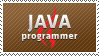 Java Developer Stamp. by hoss007