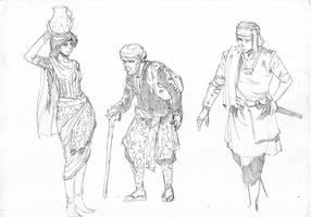 Civilian by chengxiangarts