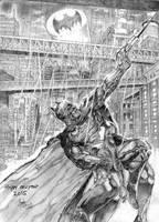 Batman by chengxiangarts