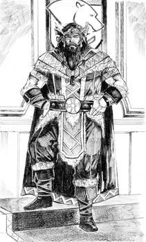 Elder Scrolls-King Jorunn