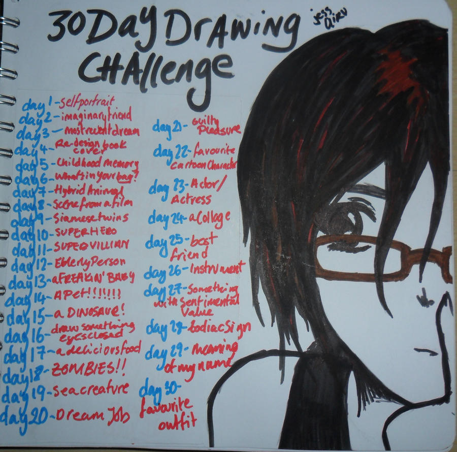 30 Day Anime Challenge List Related Keywords Suggestions 30 Day