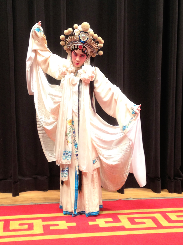 Chinese Opera Stock 3 by Nanamiururu