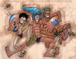 One Piece - SUPA PARTY
