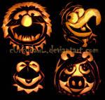 Muppet Pumpkin