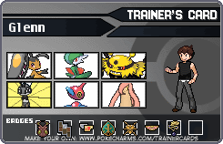 Glenn's Trainer Card by Hijacked-By-Ganon