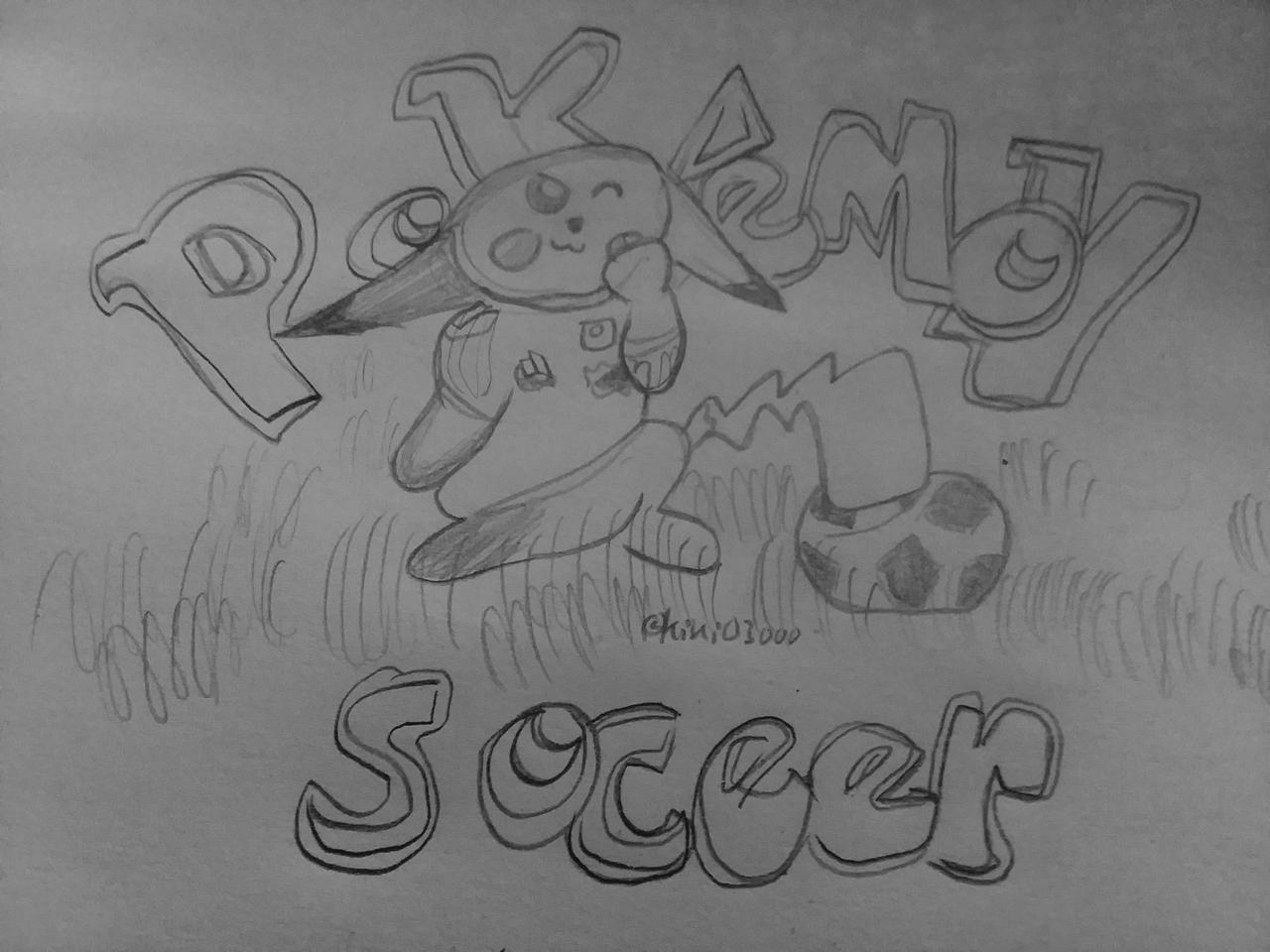 Pokemon Soccer F: A new series starting next year!