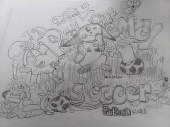 Pokemon Soccer Football - Part 2 (w/ fixed typo!)