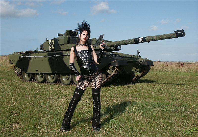 photo of girls танки № 31827