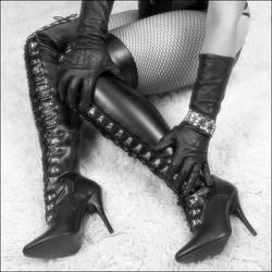 Boots by vvolfmann