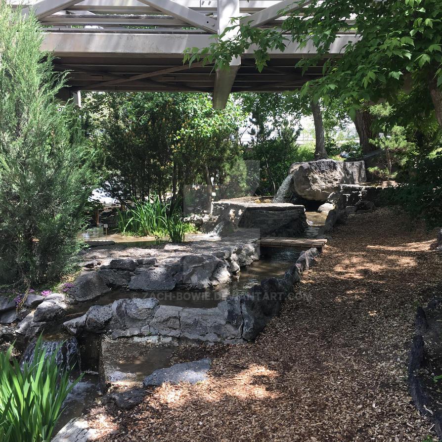 Japanese Gardens by Zach-Bowie