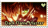 Dark Flame Master fan by Dark-Cheshire-Cat