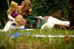 Zelda Cosplay: Fallen Hero