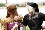 Zelda Cosplay: Meeting