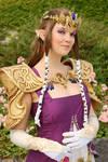 Zelda Cosplay: Princess