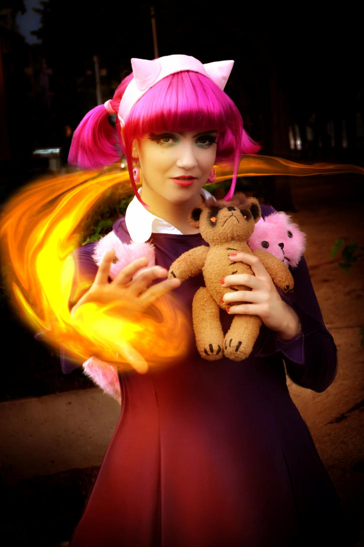 Annie Cosplay - Burn to Ashes by Yesta-sensei