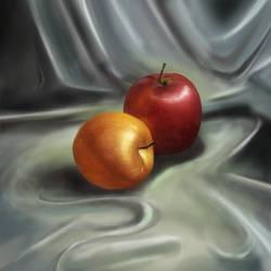 Apple Cloth by Laiwa