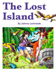 The Lost Island Cover Art by johnnylam