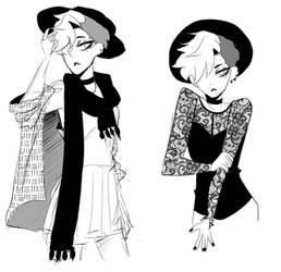 Theo - Modern AU fashion by Glamist