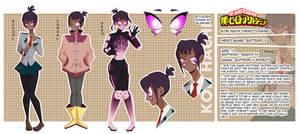 BNHA: OC - Butterfly