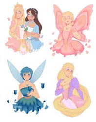 Barbie movies ~*