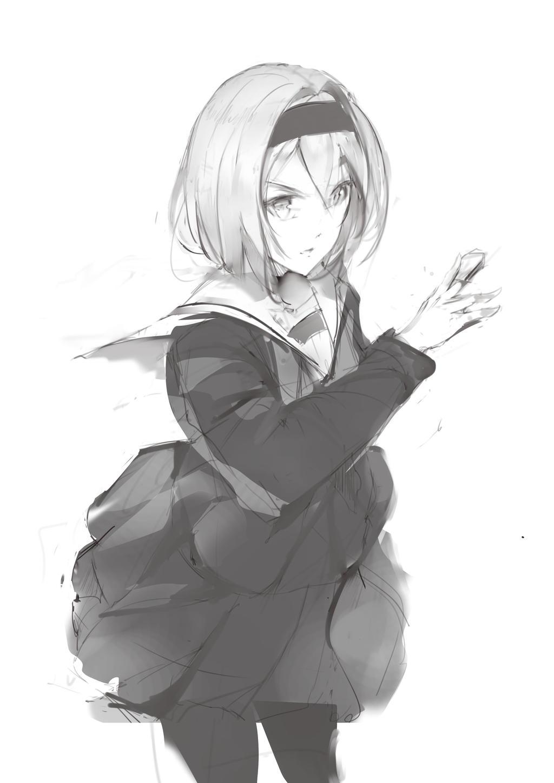 [fanart]Sora ginko-