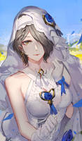Rita Rosseweisse wedding dress