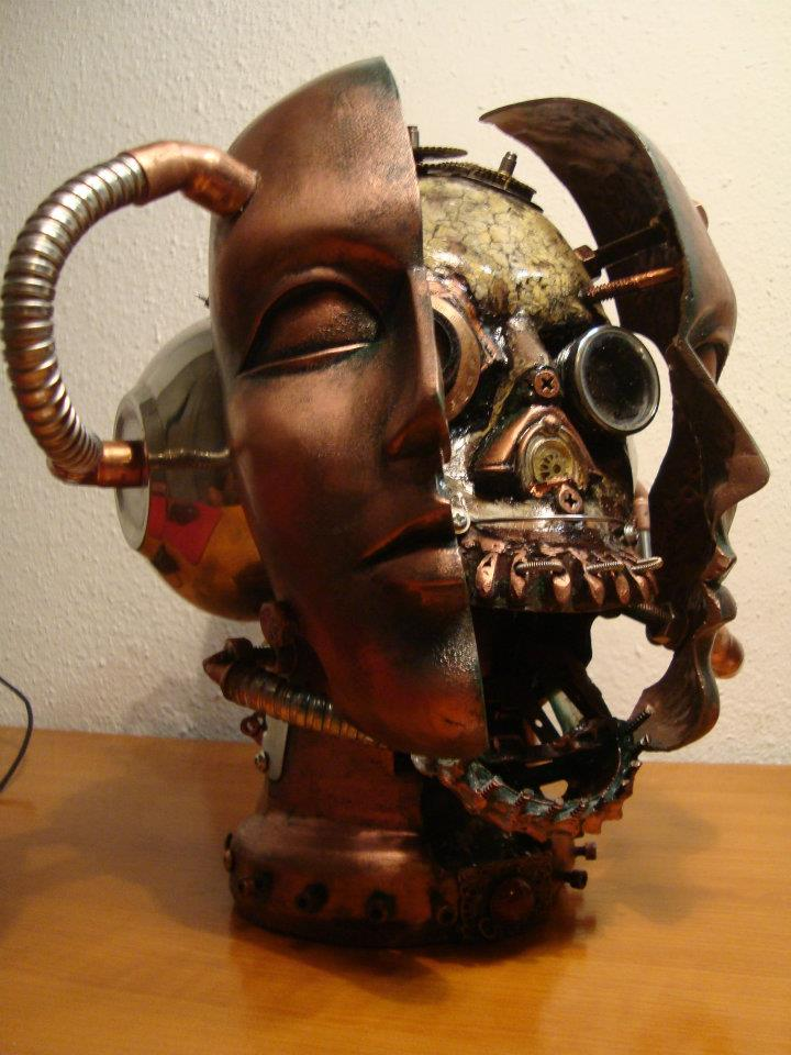 Steampunk crafts by padrezis on deviantart for Steampunk arts and crafts