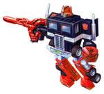 Transformers Warhead (Fan Character) Box Art
