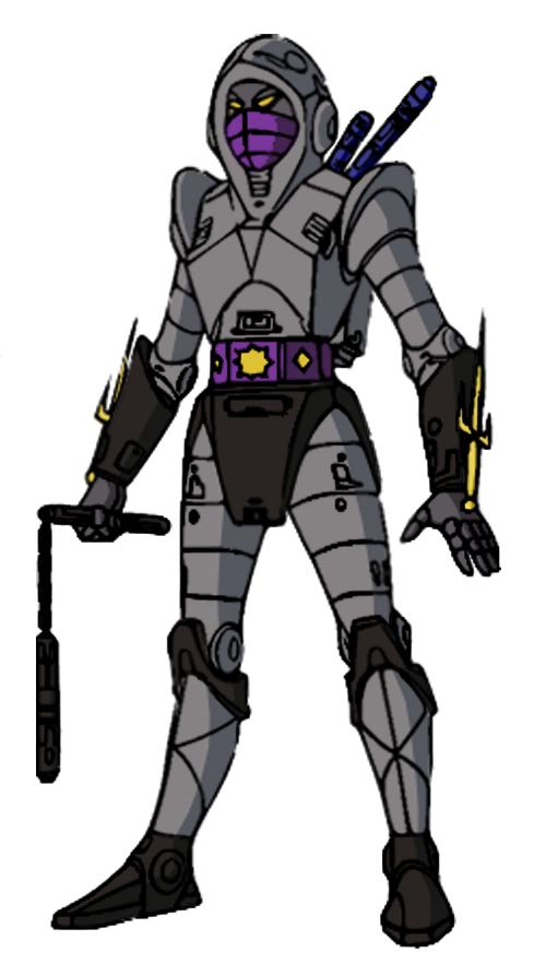 Transformers Generation 1 Cartoon Characters : Transformers nightbird g cartoon model color by zobovor