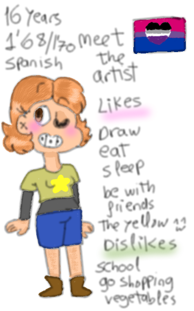 Meet The Artist 2.0 (Silvia A.K.A pokefinn) by pokefinn