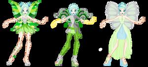 COM: Artemis Greenix, Travelix and Joy Power