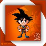 Goku vector