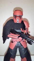 Shoretrooper custom paint job part2 The Red Legion by Grimkiller92