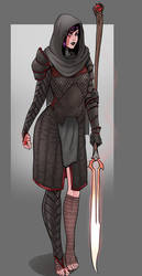 Ayluin Vanvail by CallofTheDeep by Grimkiller92