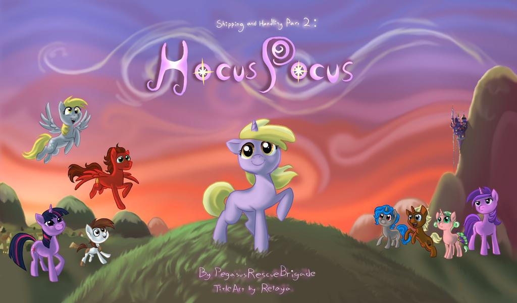 Hocus Pocus by Retaya