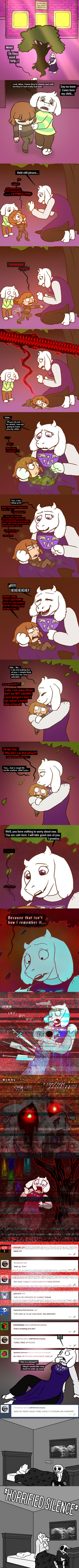 AskFriskAndCo 62: Dreams Past by Retaya