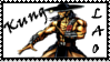 Kung Lao stamp by kage58