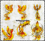 Ultimate Mythical Beasts: Phoenix - FOR SALE by CuteDragonsAndMore