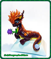 Rosie, the female dragon - FOR SALE