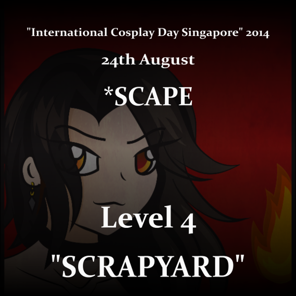 ICDS 2014 - Cinder Fall Preview by NeoVersion7