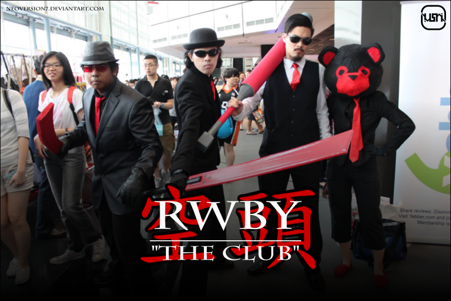 AFA 2014 - The Club by NeoVersion7