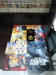 One Piece: Stampede - Loots