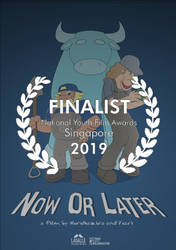 Now Or Later - 2019 NYFA Finalist