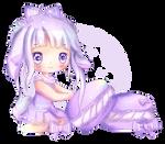 Lavender Macaron |+Speedpaint