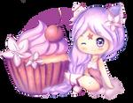 Cherry Cupcake | Speedpaint