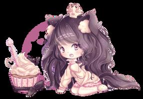 Happy Birthday Cat Princess! by Milavana